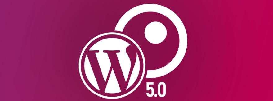 WordPress 5 et son éditeur de blocs Gutenberg sont arrivés !